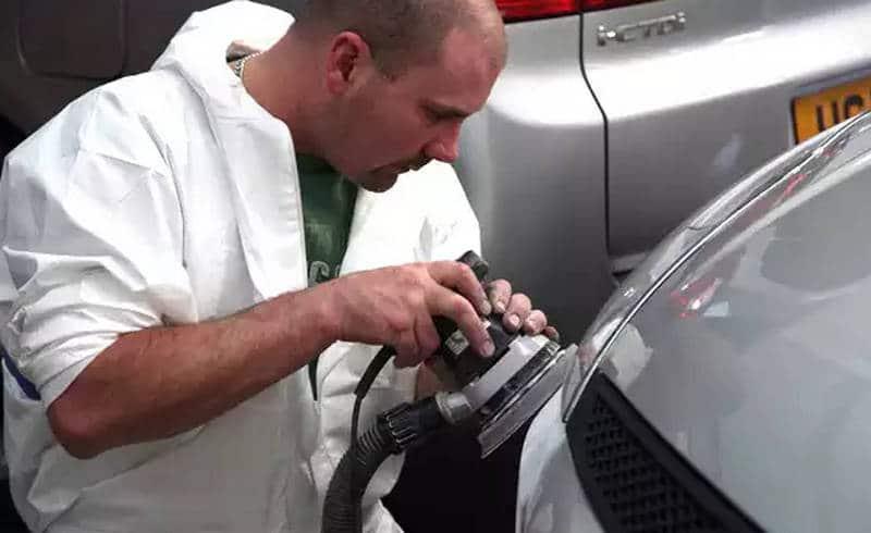 как делается кузовной ремонт своими руками