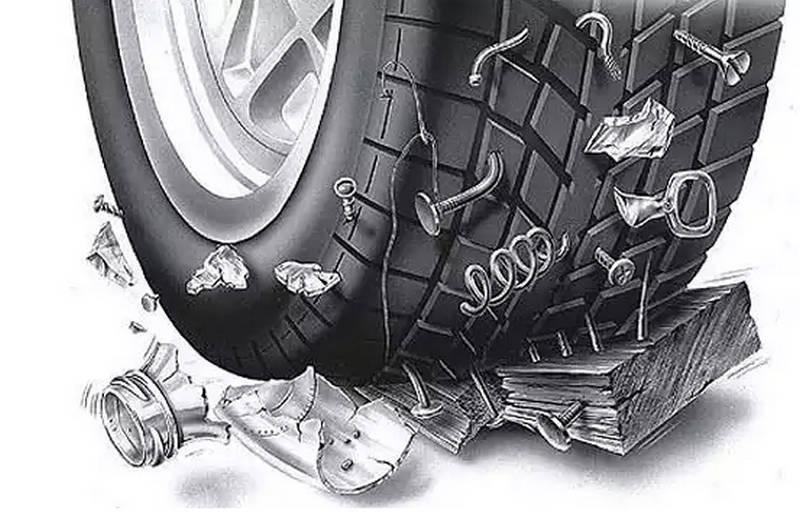 как делается ремонт бескамерных шин своими руками