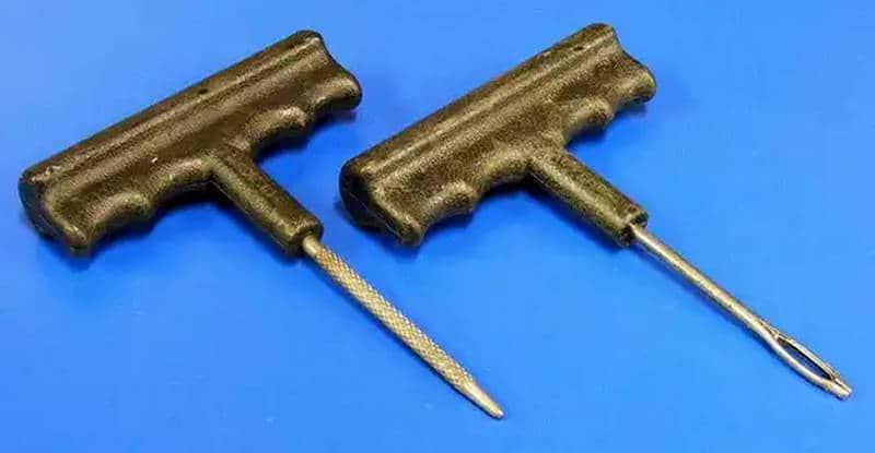 как проводится ремонт бескамерных шин своими руками