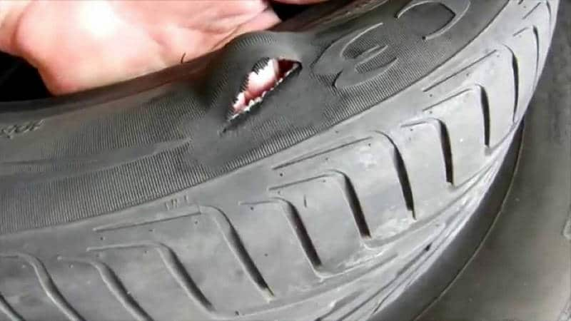 как долго держит комплект для ремонта бескамерных шин