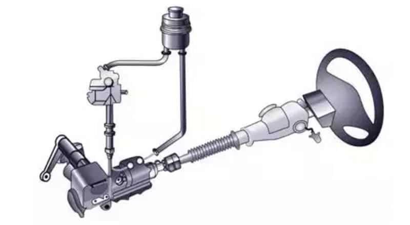 каким образом осуществляется замена масла в гидроусилителе руля своими руками