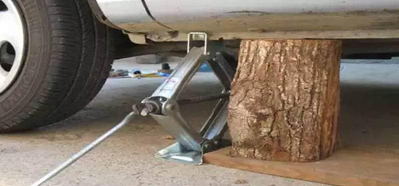 как делается замена подшипника передней ступицы