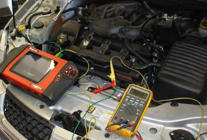 прибор для диагностики автомобиля своими руками