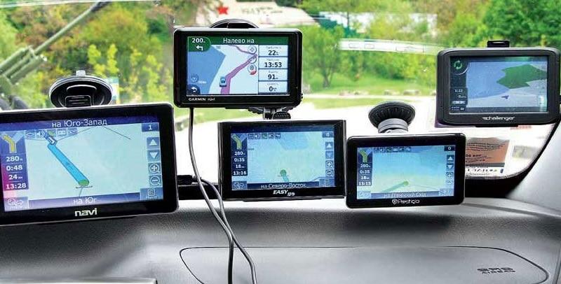 Выбрать навигатор в машину