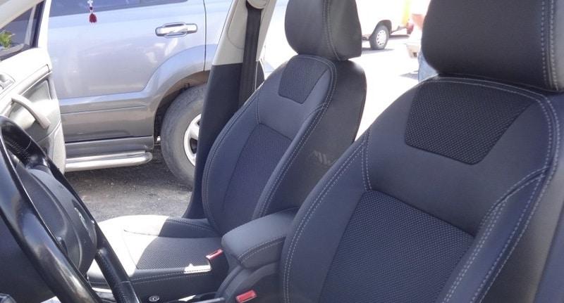Автомобильные кожаные чехлы