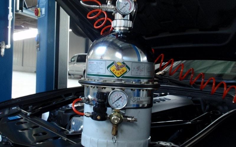Количество тормозной жидкости для замены