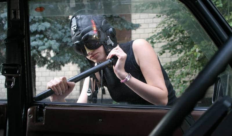 куда звонить, если угнали машину