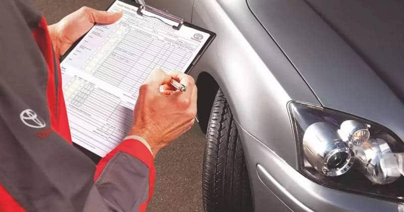 какие нужны документы для техосмотра автомобиля 2016