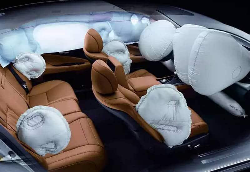 как делается замена подушек безопасности