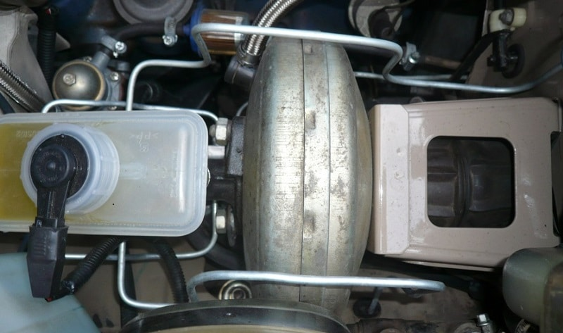 Схема гидроусилителя рулевого управления