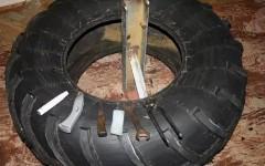 как бесплатно изготовить шины низкого давления своими руками из грузовых