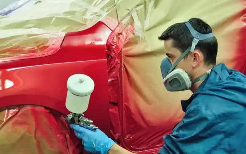 из чего собрать самодельный компрессор для покраски автомобиля