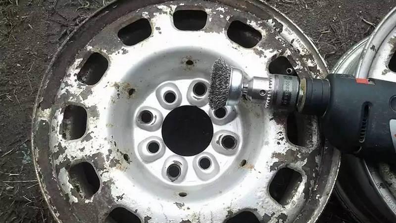 что необходимо, чтобы провести реставрацию дисков автомобиля