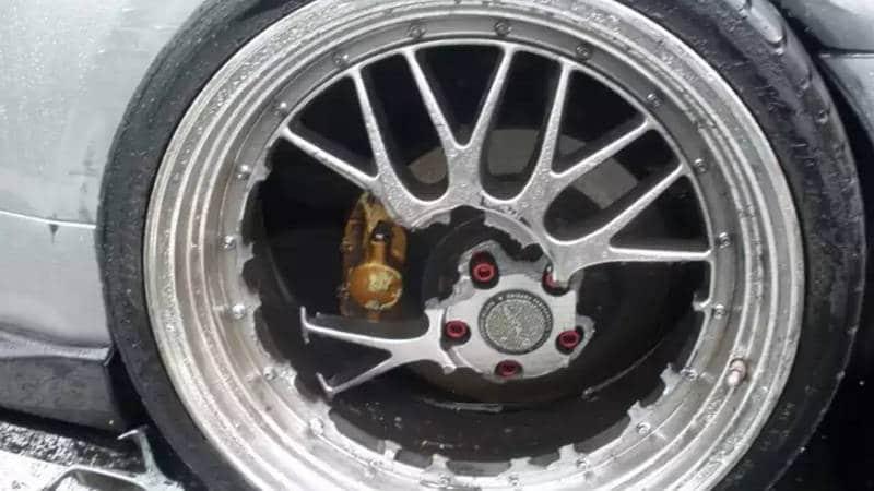 как делать ремонт литых дисков