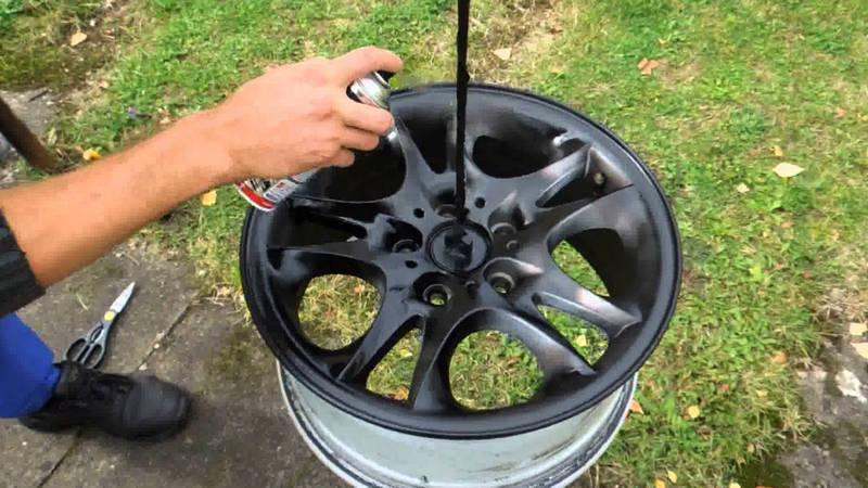 как проводится ремонт автомобильных дисков