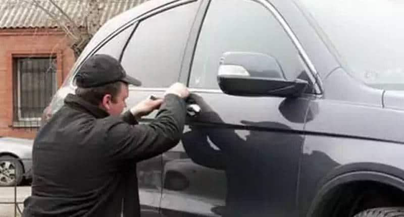 что делать, если потерял ключи от машины с сигнализацией