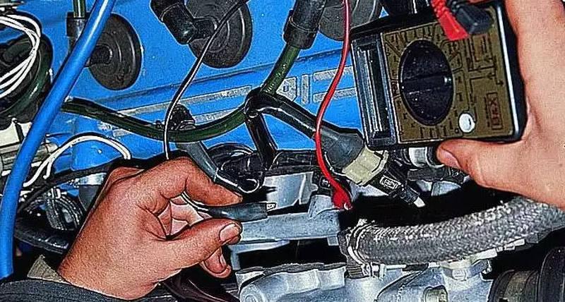 как можно быстро проверить форсунки не снимая с двигателя