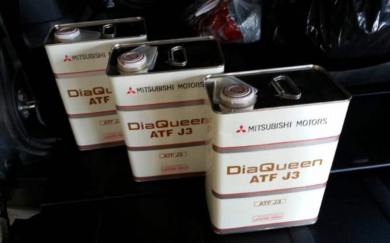 какое масло заливать в автоматическую коробку передач японских машин