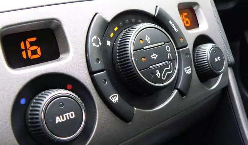 в чем заключается принцип работы кондиционера автомобиля
