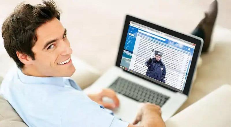 как оплатить штраф ГИБДД через интернет