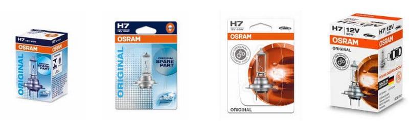 как выбрать лучшие лампы h7 ближнего света