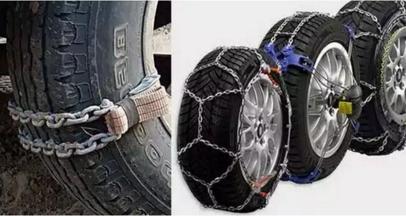 как сделать цепи на колеса своими руками