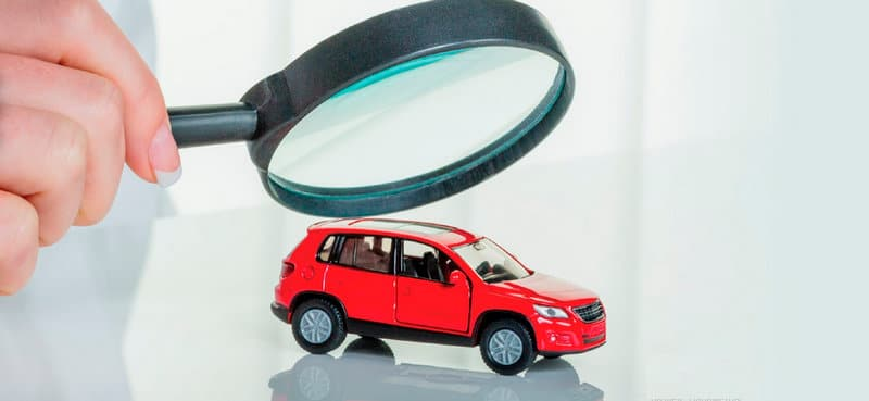 как проверить авто на аварии