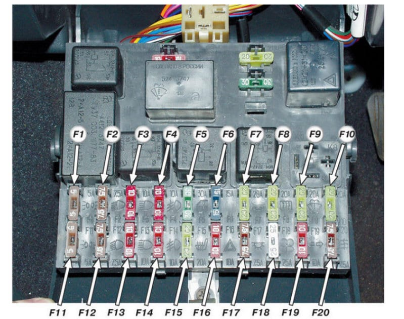 Тормозные колодки передние рено дастер