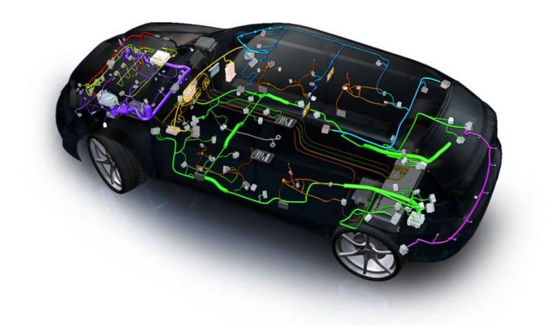 как работает электронный блок управления двигателем