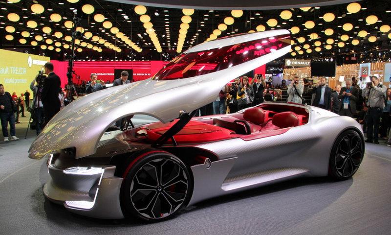 как выглядят фото автомобилей будущего
