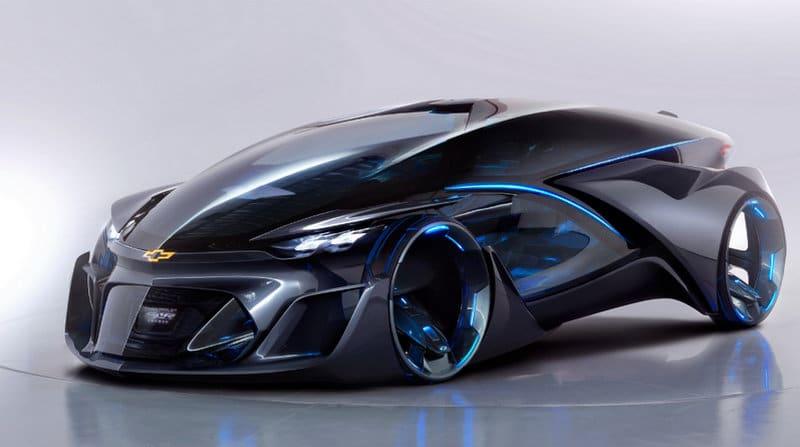 где делают фото автомобилей будущего