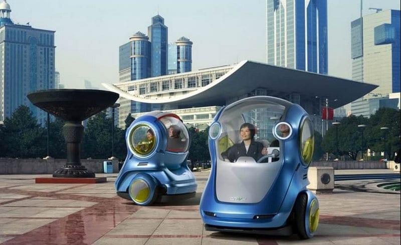 какие бывают фото автомобилей будущего