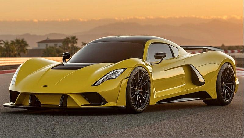 какая машина самая крутая в мире