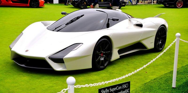 какая машина самая крутая в мире из всех