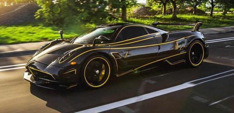 какие самые крутые машины в мире