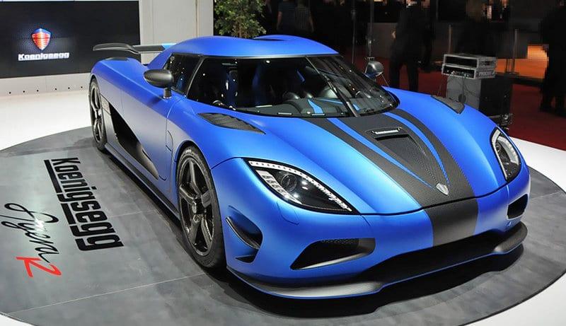 какая машина самая крутая в мире по цене