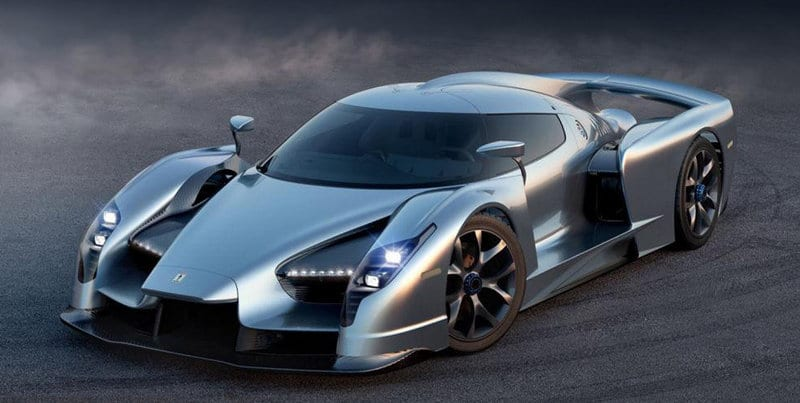 как выглядят самые красивые машины в мире
