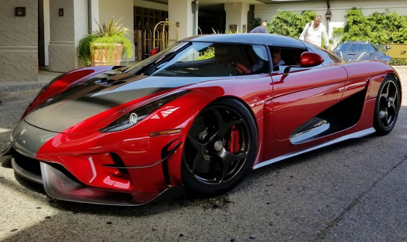 сколько стоят самые красивые автомобили мира