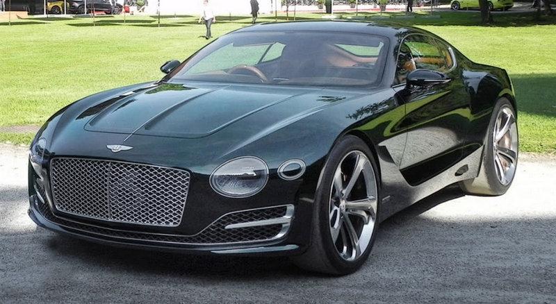где выпускаются самые красивые автомобили мира