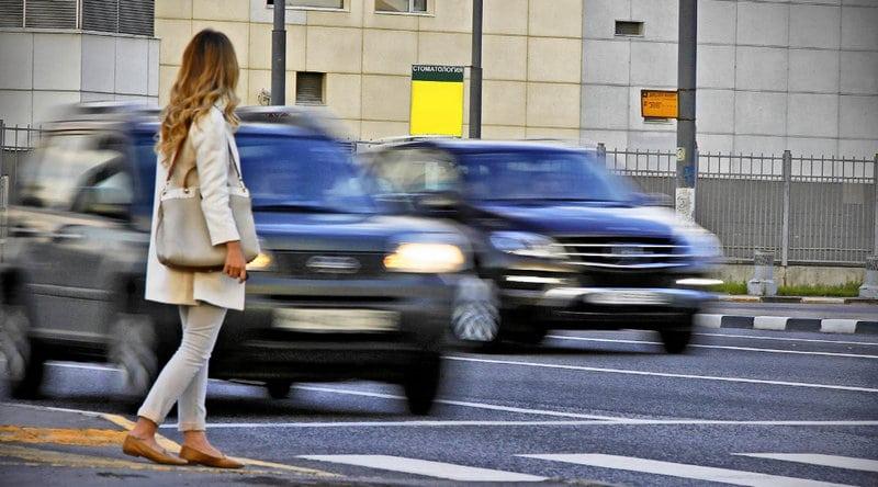 какое наказание за наезд на пешехода на пешеходном переходе