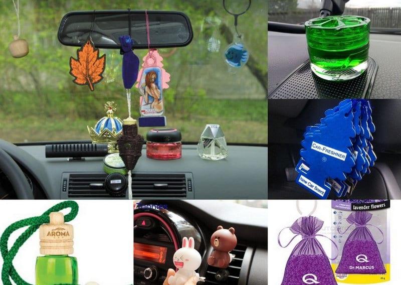 какой ароматизатор в машину самый лучший
