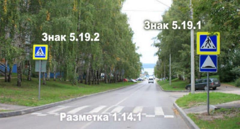 где правила перехода пешеходного перехода для пешехода