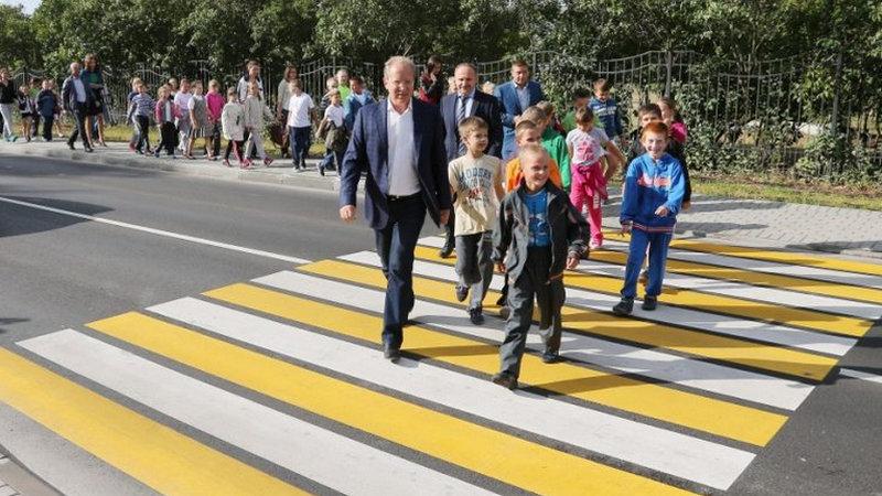 какие правила проезда пешеходного перехода