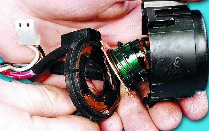 какие неисправности замка зажигания ВАЗ-2110