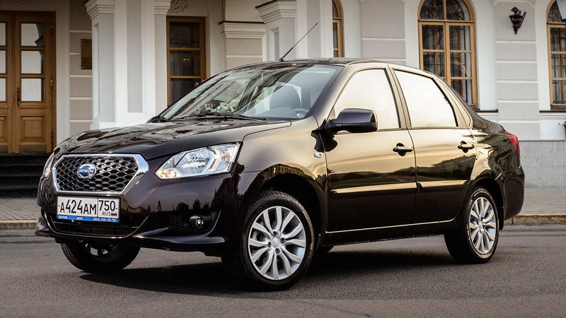 где новые недорогие машины в РФ