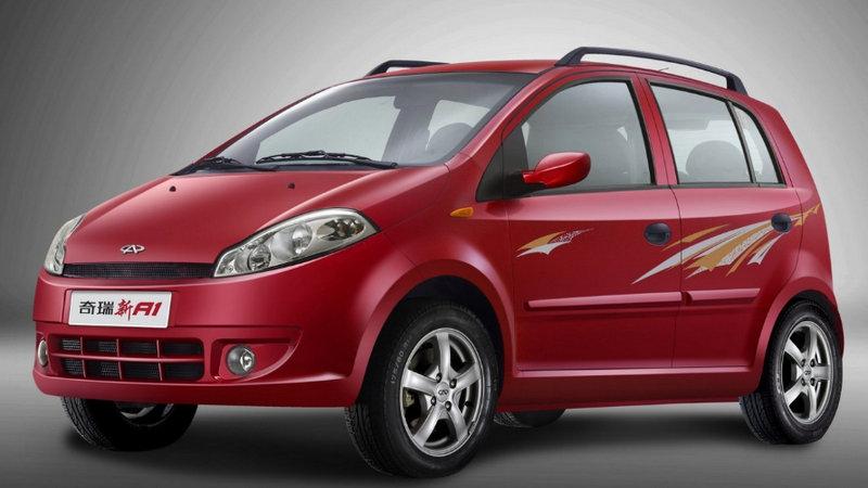 обзор автомобилей из Китая