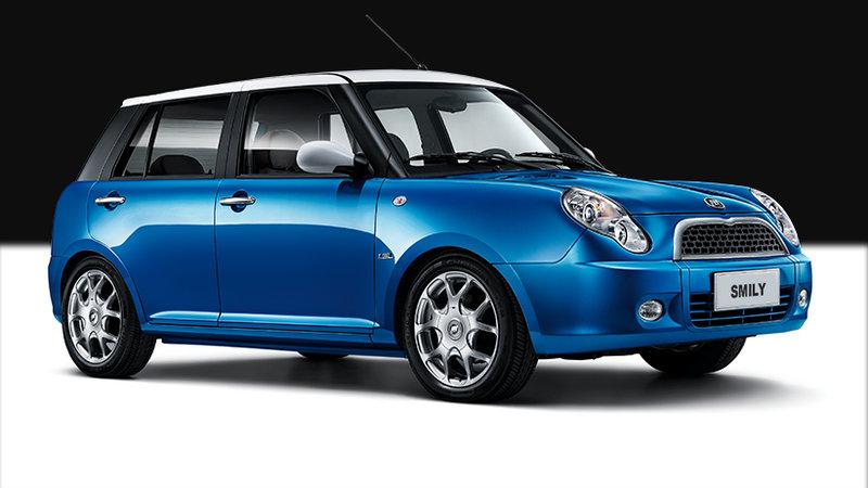 надежный китайский автомобиль