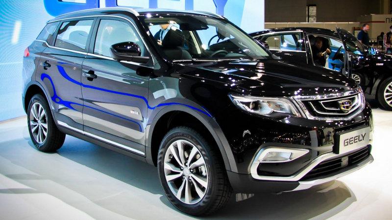 ТОП китайских автомобилей