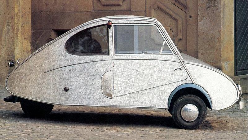 немецкое маленькое авто