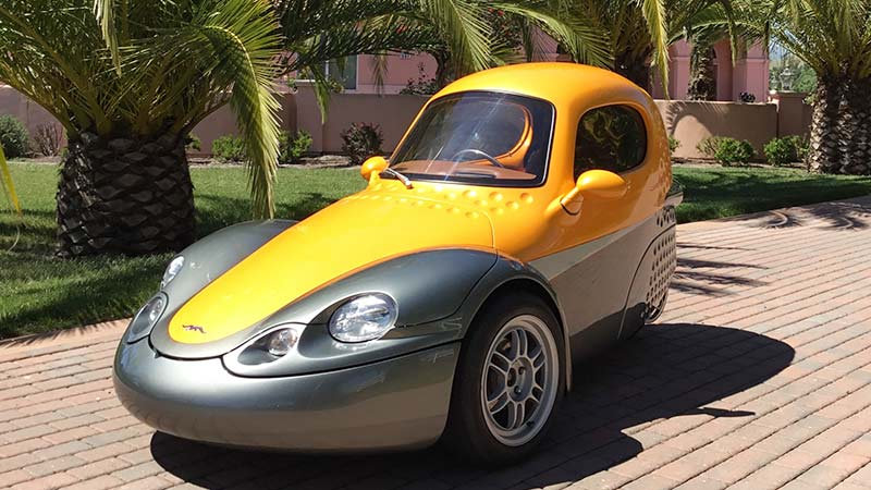 сколько стоит самый маленький автомобиль